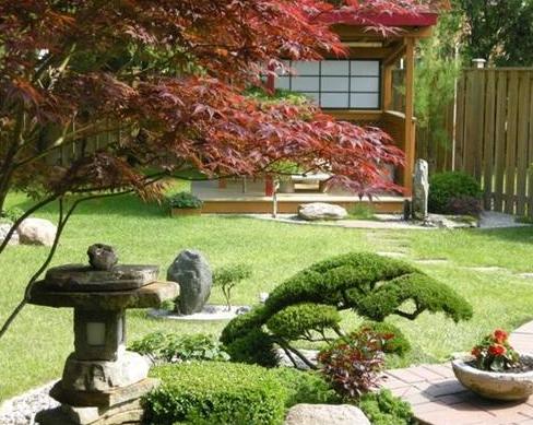 嘉兴庭院设计